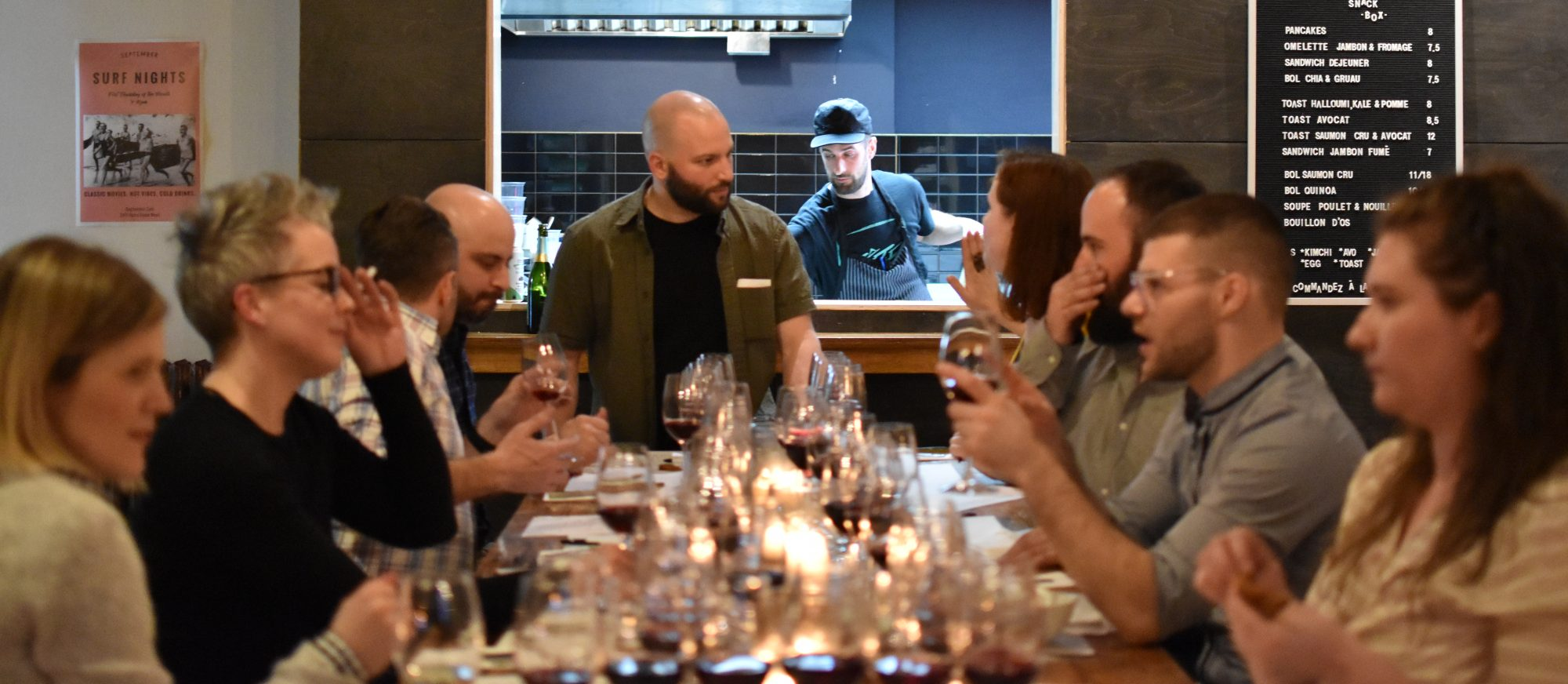 BACO - Wine Events